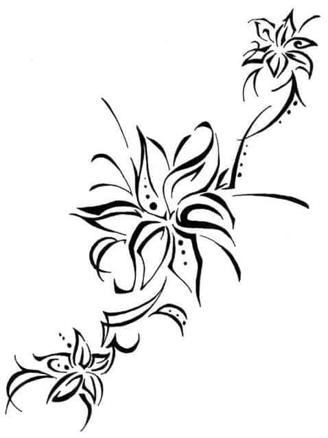 34-tatuagemtribalflores